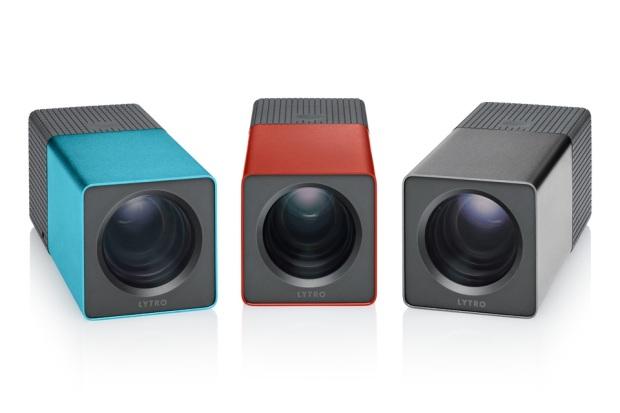 The 3 Lytro Cameras