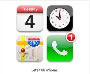AppleiPhone4Smediaevent