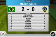 Match Facts Screen