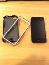 iSkin Fuze Side by Side iPhone4S