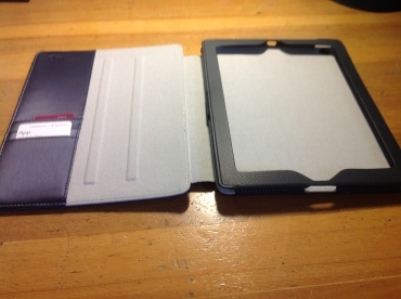 Case Open without iPad