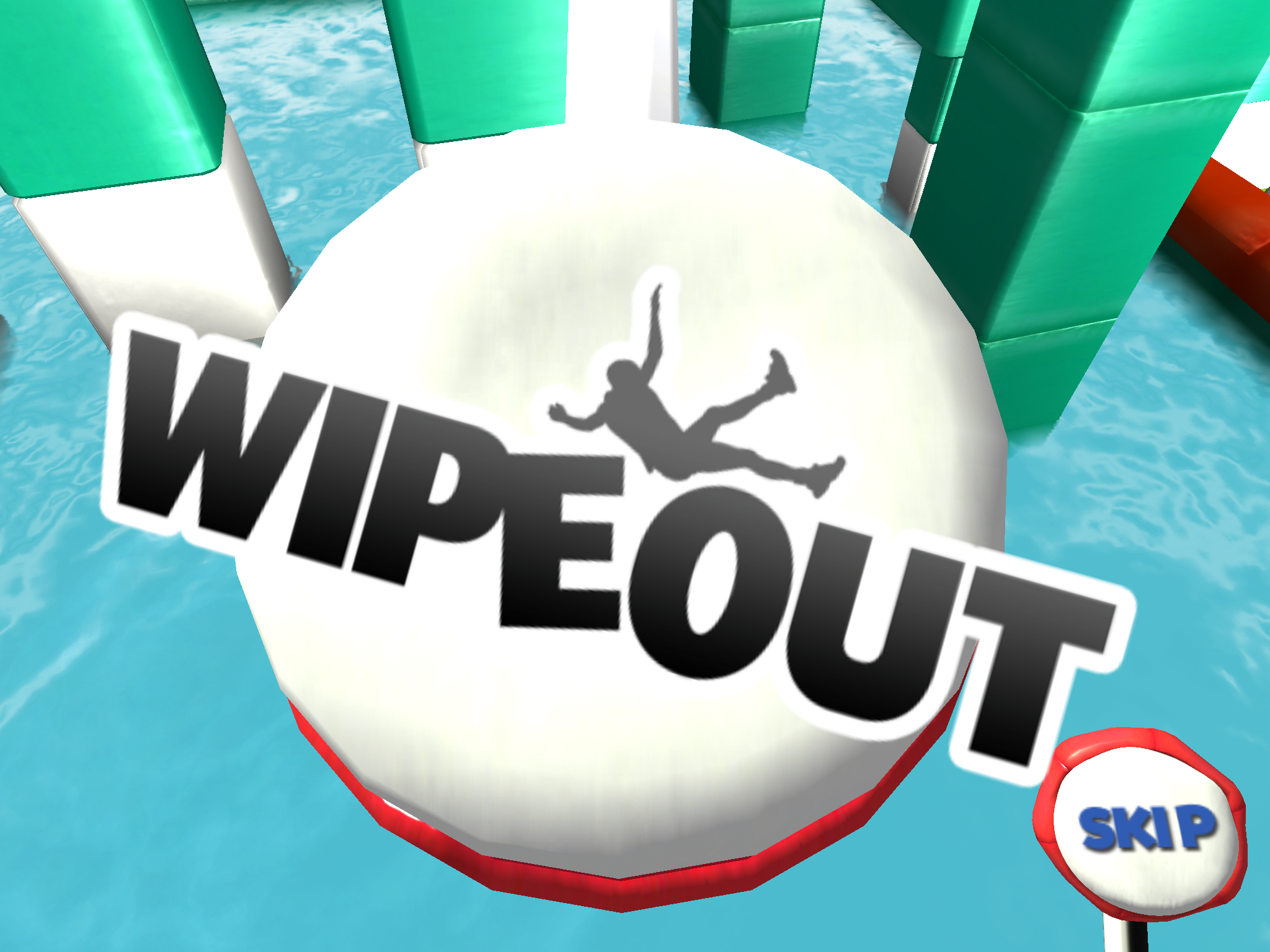 Go Back > Pix For > Wipeout Tv Show Logo