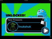 New Firework Unlocked