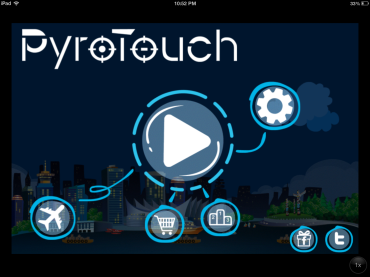 PyroTouch Screen