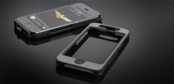 iSkin's Fuze 360 for the iPhone 5(Photo Credit: iSkin)
