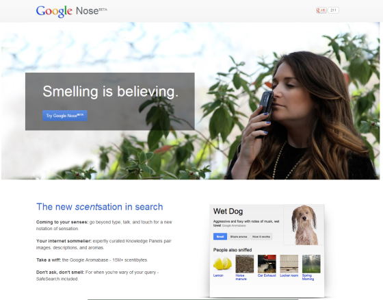 googlenose