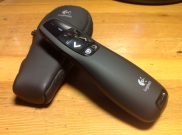 Logitech R400: With Case
