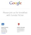 Google To Hold Event July 24th