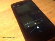 Nexus 4 Lock Screen