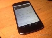 Nexus 4 Google Now