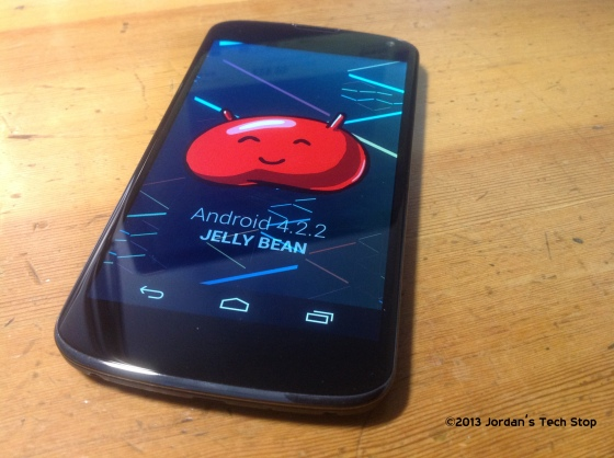 Nexus 4 - Jelly Bean