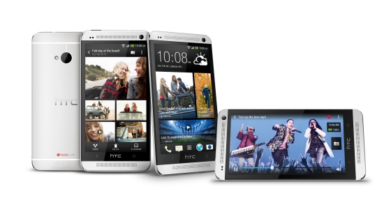 HTC One (Image Credit: HTC)