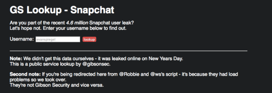 SnapChat-Security