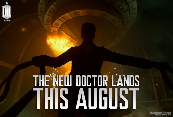 The Doctor is coming back! (Image Credit: BBC)