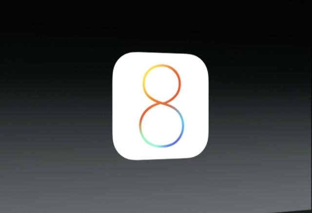 WWDC - iOS 8